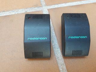 Antibichos eléctrico radarcan