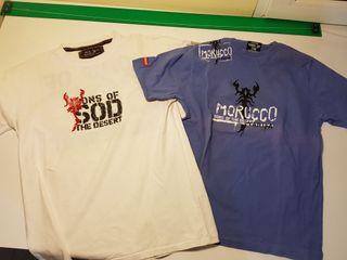 Camisetas exclusivas