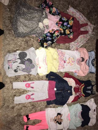 9-12 month girl bundle