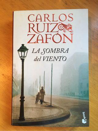 La sombra del viento (Carlos Ruiz Zafón)