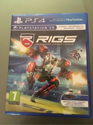 Juego PS4 Rigs