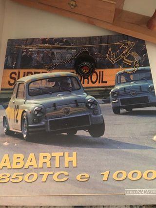 Libro abarth 850tc/1000