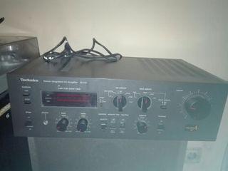 amplificador technics su v4