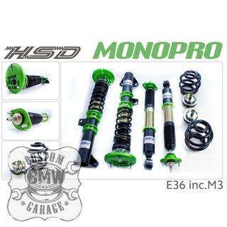 HSD monopro e36