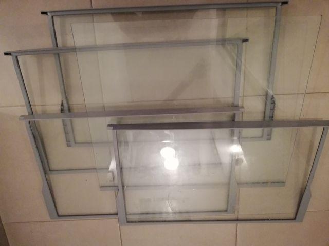 Estanterias De Cristal Frigorifico Edesa De Segunda Mano Por 15 En - Estanterias-cristal