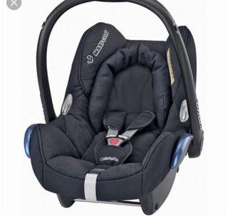Maxicosi silla coche bebé
