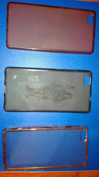 Lote fundas Huawei P8 Lite
