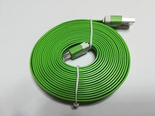 Cable Cargador/Transferencia datos USB para Androi