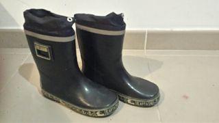 botas de agua talla33