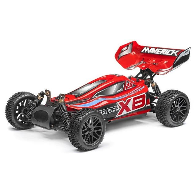 Coche rc brusless