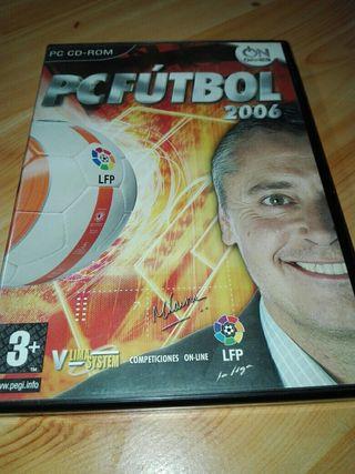 PC FÚTBOL 06