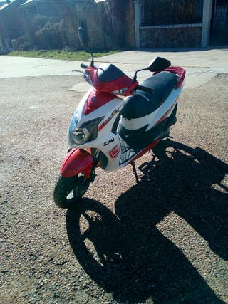 moto sym de 49cc