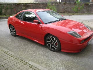 Fiat Coupe 2.0 16 V Turbo 196 C.V.