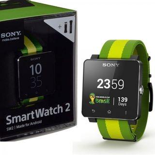 Sony Smartwatch 2 - Brasil Cup