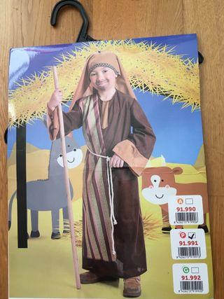 Traje de Hebreo pastor Navidad