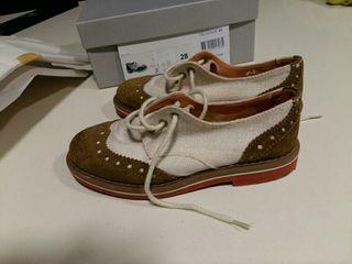 zapatos niño nanos talla 28