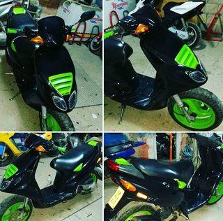 Moto ciclomotor