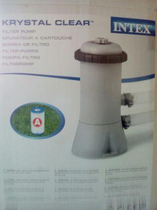 bomba de agua para pistina
