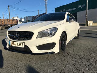 Mercedes CLA 180D Shooting Brake 01/2016