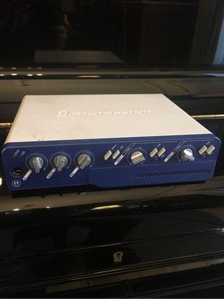 Tarjeta de sonido MBox-2