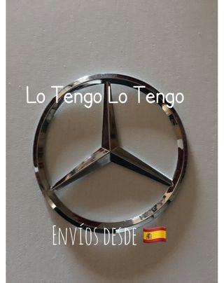 Emblema estrella mercedes Benz 90mm