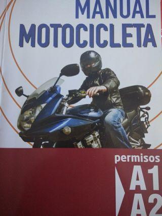 libro autoescuela A1 A2