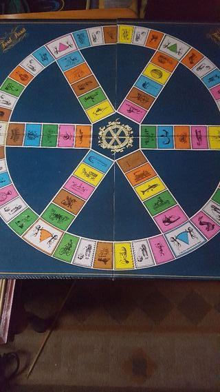 juego de mesa trivial