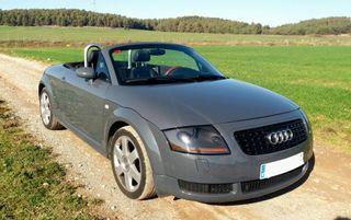 Coche Audi tt cabrio