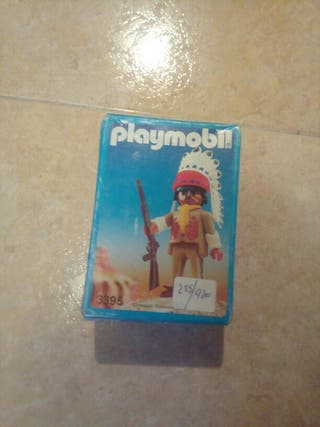 Playmobil coleccionista