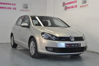 VW GOLF 2,0 TDI CR ADVANCE DSG 140 CV