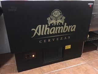 Nevera botellero alhambra