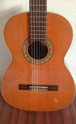 Guitarra Vicente Tatai