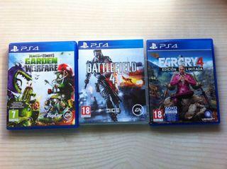 Juegos PSP4
