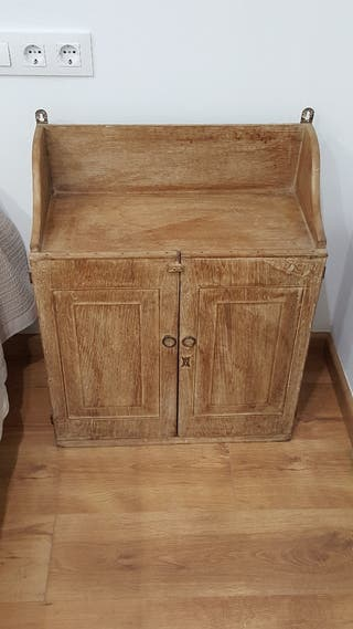 mueble antiguo indio