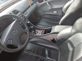 Mercedes-benz 320clk 2002