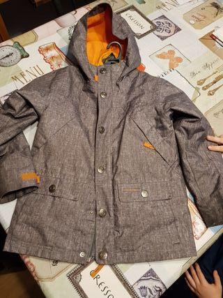 abrigo 3 en 1 forro