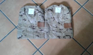 Camisolas arido pixelado