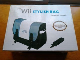Bolsa transporte Wii