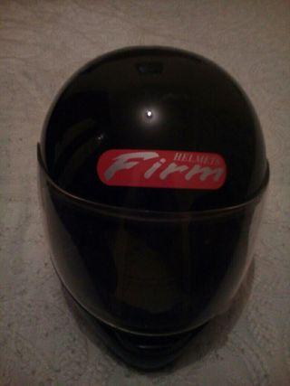 firm cr-007 ECO casco de moto seminuevo