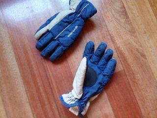 guantes niño