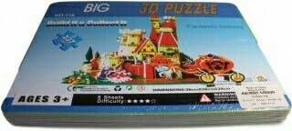Puzzle 3D CASTILLO DE CENICIENTA