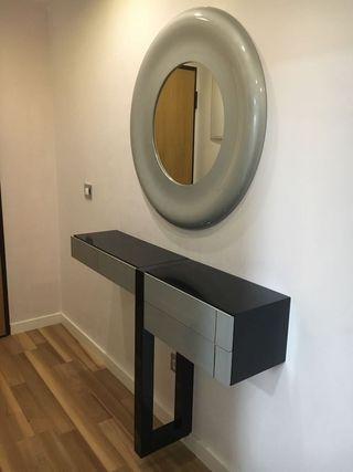 espejo recibidor