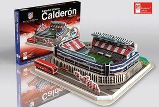 Maqueta 3D Vicente Calderón