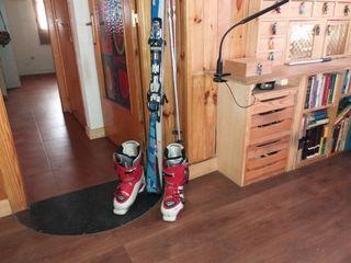 equipo esqui