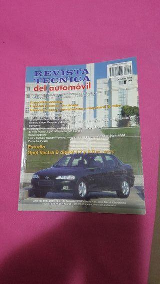 revista tecnica Opel