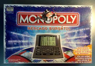 Monopoly bursatil