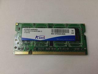 Memoria Ram DDR2 a 1Gb
