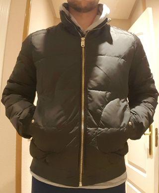 Abrigo Verde Zara