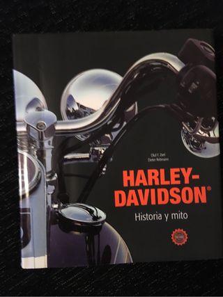 Libro harley davidson