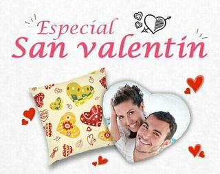 Especial San Valentin.